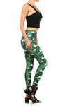 Banana Leaf Leggings - POPRAGEOUS  - 3