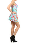 AZ Iced Tea Skater Dress - POPRAGEOUS  - 3