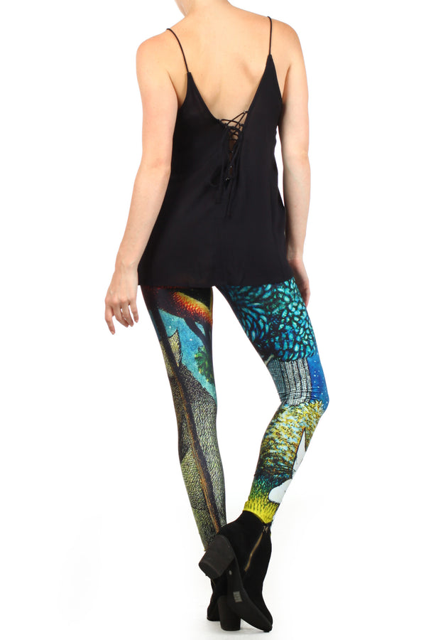 Wild Things Leggings - POPRAGEOUS  - 4