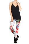 Flamingo Airstream Leggings - POPRAGEOUS  - 1