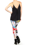 Flamingo Airstream Leggings - POPRAGEOUS  - 4