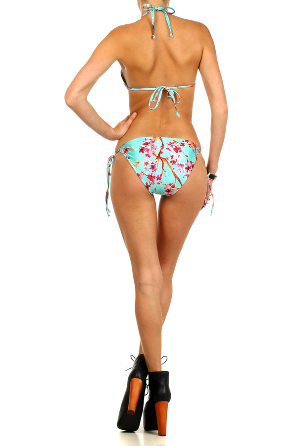 AZ Iced Tea Bikini Top - LIMITED - POPRAGEOUS  - 4