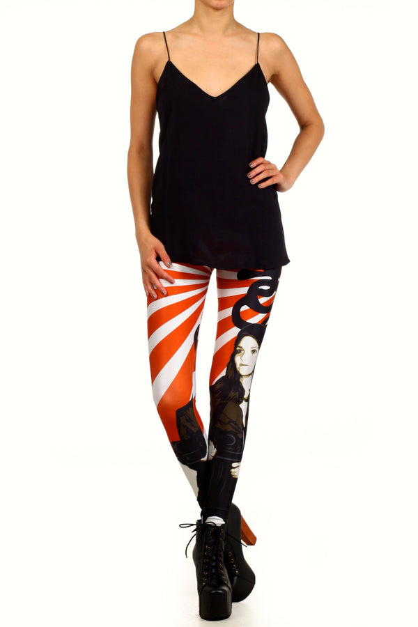 Patty Hearst Leggings - POPRAGEOUS  - 1