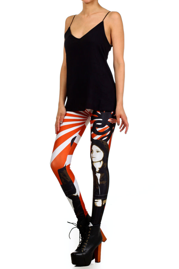 Patty Hearst Leggings - POPRAGEOUS  - 2