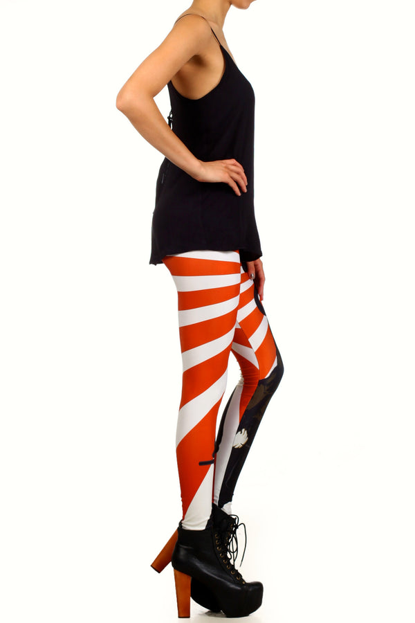Patty Hearst Leggings - POPRAGEOUS  - 3