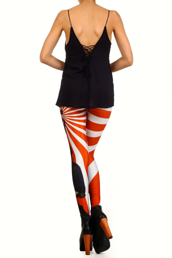 Patty Hearst Leggings - POPRAGEOUS  - 4
