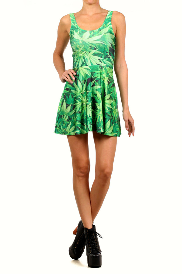 Mary Jane Skater Dress - POPRAGEOUS  - 1