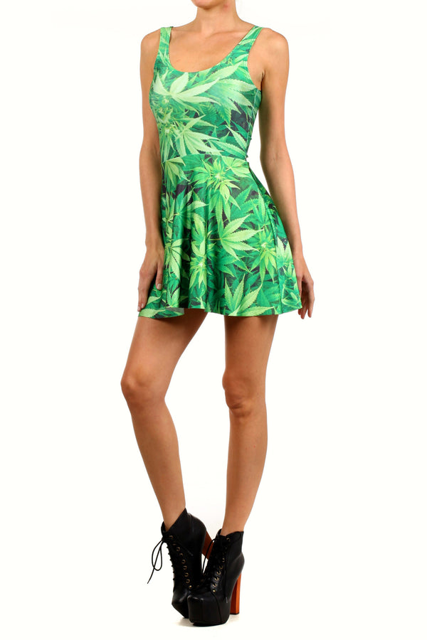 Mary Jane Skater Dress - POPRAGEOUS  - 2