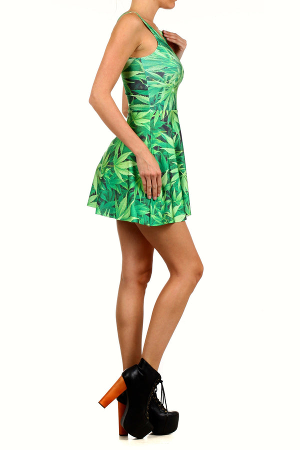 Mary Jane Skater Dress - POPRAGEOUS  - 3