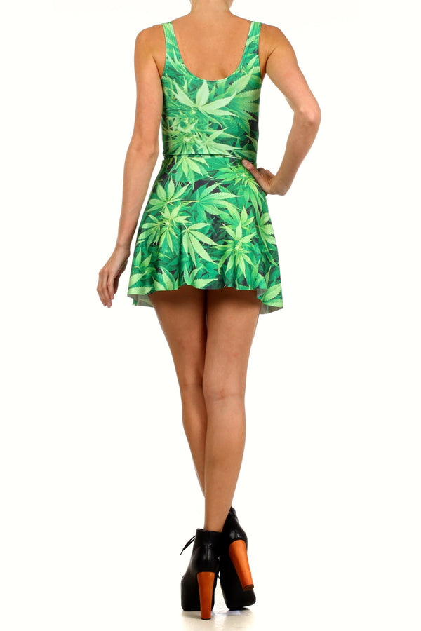 Mary Jane Skater Dress - POPRAGEOUS  - 4