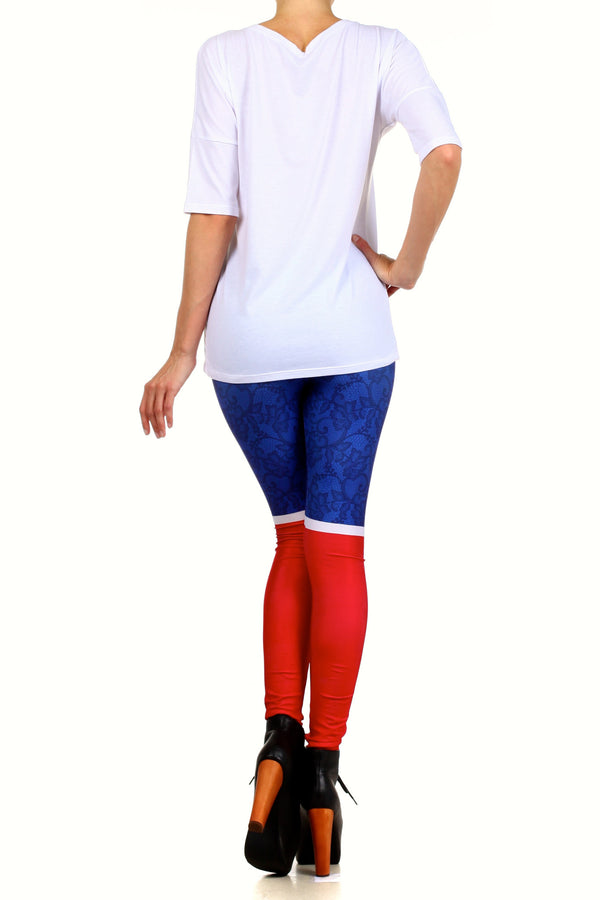 Sailor Boots Leggings - POPRAGEOUS  - 4