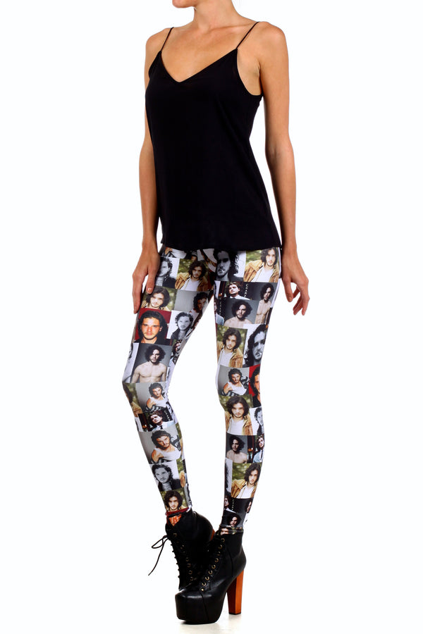 Jon Snow Leggings - LIMITED - POPRAGEOUS  - 2