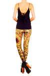 Kashmiri Jeweled Tapestry Leggings - POPRAGEOUS  - 4