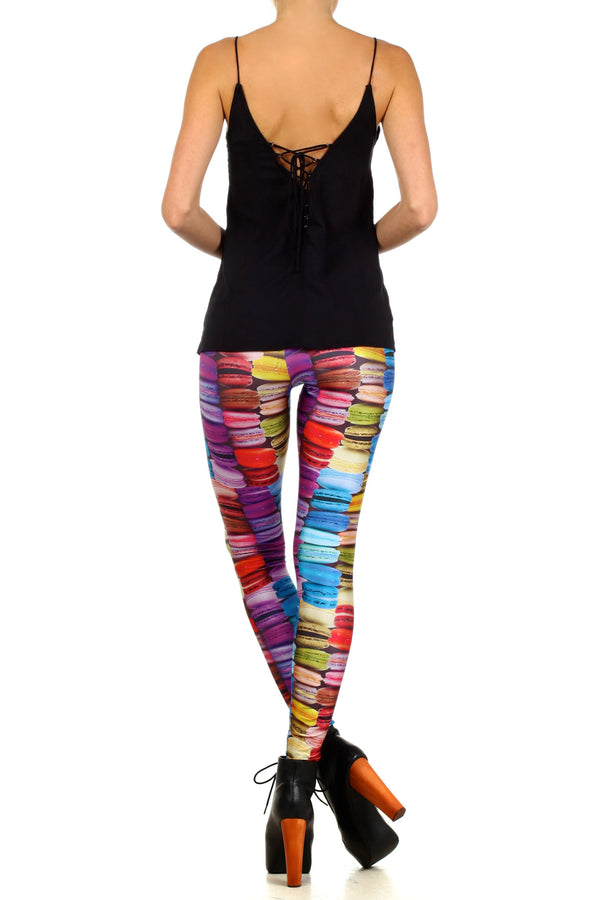 Macarons Leggings - POPRAGEOUS  - 4