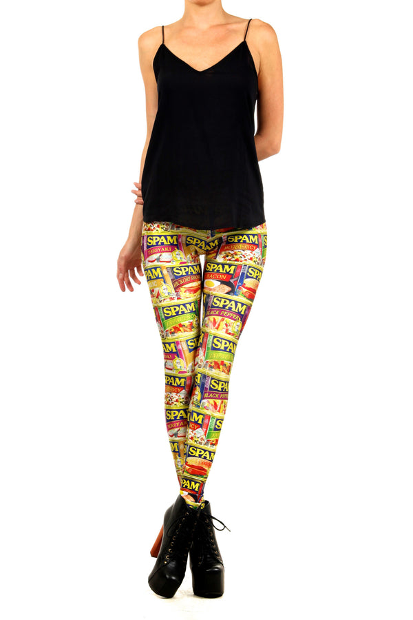 SPAM Leggings - POPRAGEOUS  - 1