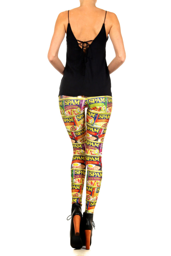 SPAM Leggings - POPRAGEOUS  - 4