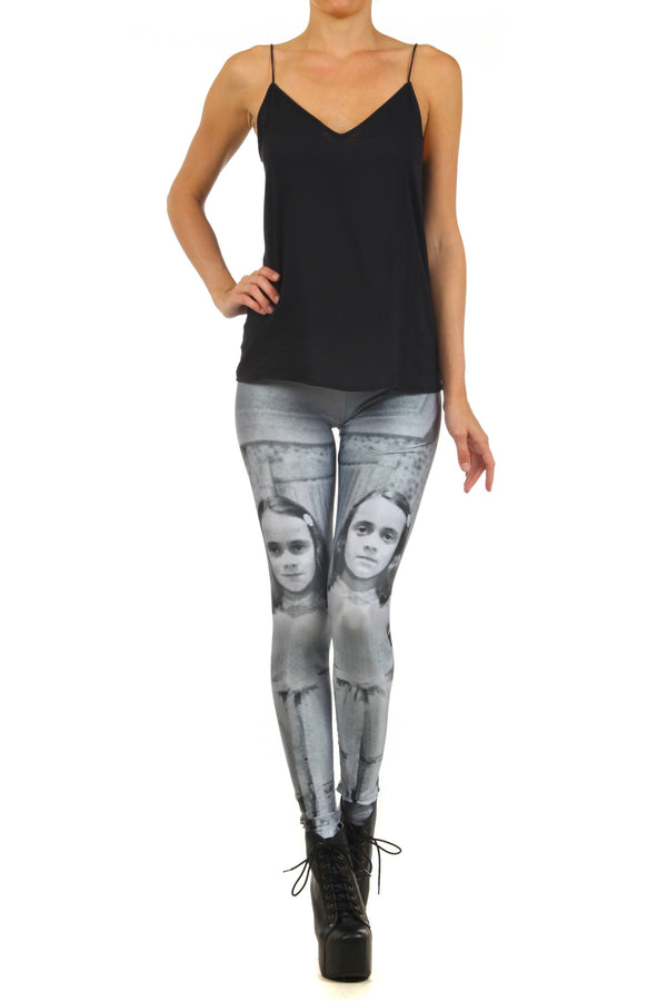 Grady Twins Leggings - POPRAGEOUS  - 1
