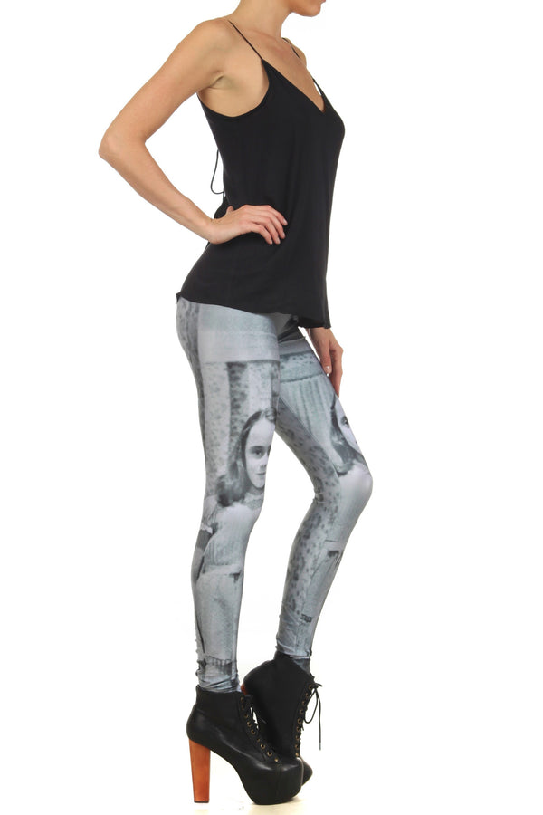Grady Twins Leggings - POPRAGEOUS  - 3