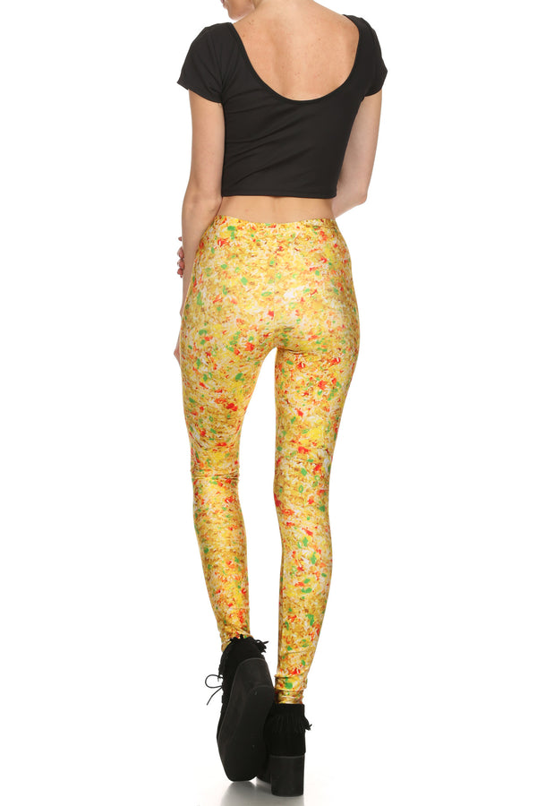 Fried Rice Leggings - POPRAGEOUS  - 4