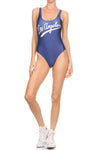 Los Angeles Baseball Bodysuit - POPRAGEOUS  - 6