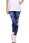Los Angeles Baseball Leggings - POPRAGEOUS  - 2