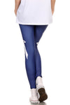 Los Angeles Baseball Leggings - POPRAGEOUS  - 4