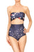 Starry Two Piece Swim