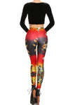 Barbarella Leggings - POPRAGEOUS  - 4