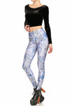 Snowflake Leggings - POPRAGEOUS  - 2