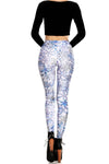 Snowflake Leggings - POPRAGEOUS  - 4