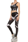 Robotic Leggings - Black - POPRAGEOUS  - 2