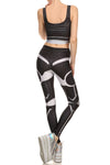 Robotic Leggings - Black - POPRAGEOUS  - 4