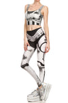 Robotic Leggings - Post Battle - POPRAGEOUS  - 2