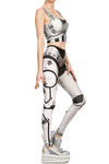 Robotic Leggings - Post Battle - POPRAGEOUS  - 3