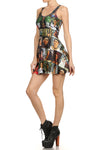 Frida Skater Dress - POPRAGEOUS  - 2