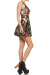 Frida Skater Dress - POPRAGEOUS  - 3