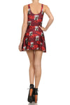 Lucky Cat Skater Dress - POPRAGEOUS  - 4