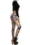 Kandinsky Leggings - POPRAGEOUS  - 3