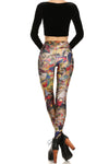 Kandinsky Leggings - POPRAGEOUS  - 4