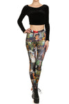 Frida Leggings - POPRAGEOUS  - 1