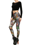 Frida Leggings - POPRAGEOUS  - 2