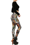 Frida Leggings - POPRAGEOUS  - 3