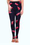 Bowie Lightning Bolts NFS Legging