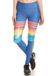 70's Venice Beach Dream Leggings