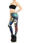 Jasmine Becket-Griffith: Alice and Snow White Leggings - POPRAGEOUS  - 2