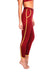 Cardinal/Gold Track Leggings