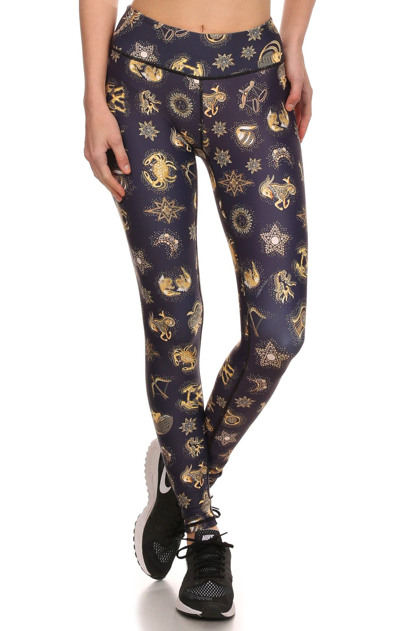 Astrological Dream Leggings - POPRAGEOUS  - 1