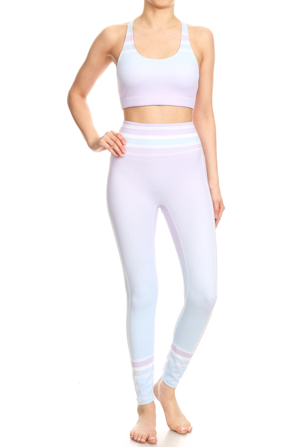 Fonda Fade Purple NFS Legging