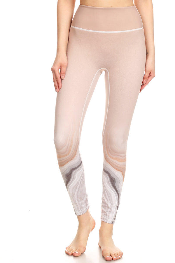 Geode Tan NFS Legging