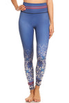 Spanish Tiles NFS Legging